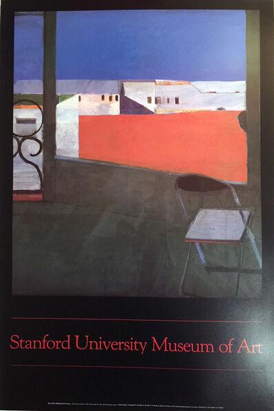 Richard Diebenkorn, 'Window', 1986
