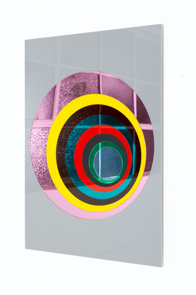 john nicholson, 'Horizon Glass', 2017