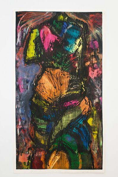 Jim Dine, 'July, Summer 2014 V', 2014
