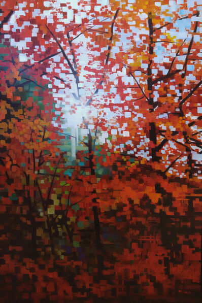 Michelle Condrat, 'Imperial Forest', 2016