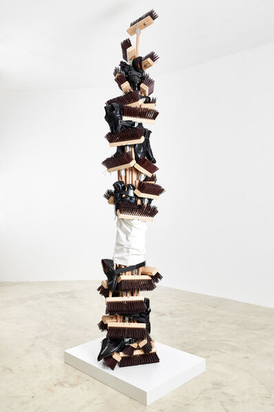 Mounir Fatmi, 'Monument to our Fathers', 2017