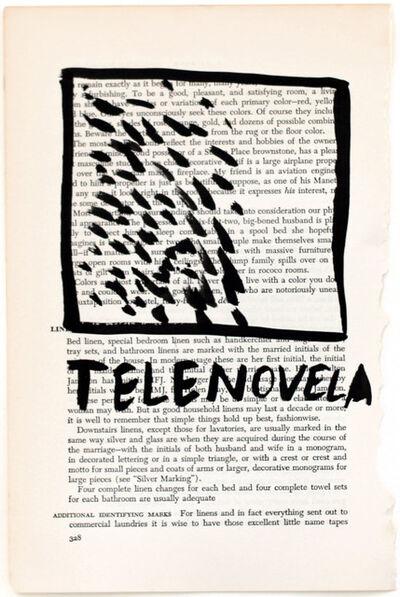 RF Alvarez, 'Telenovela', 2015
