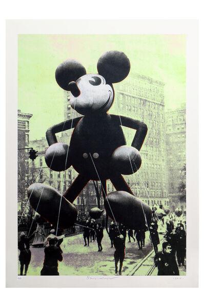 Bruce Helander, 'Macy's Mickey Mouse, Ca. 1934', 2018