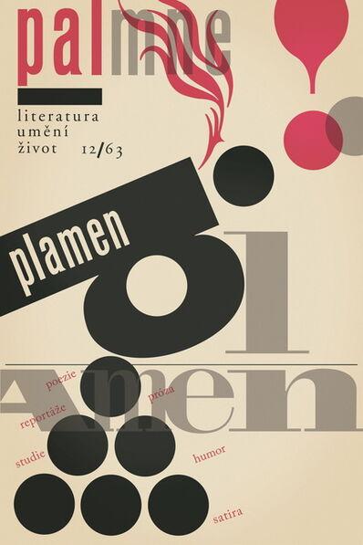 Plamen Dejanoff, 'plamen - Originalmagazincover 1960ies', 2014
