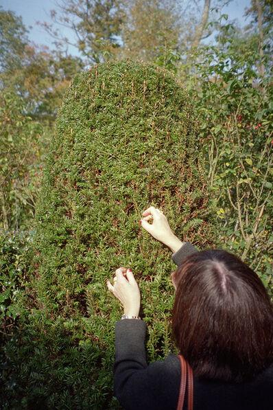 Jeff Wall, 'Jeannette in Wirtz's garden', 2008