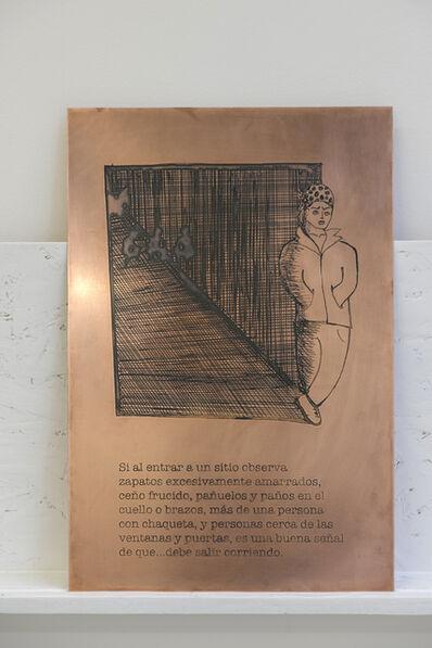 Jhafis Quintero, 'Maximas de Seguridad pag 20 Cobre', 2016