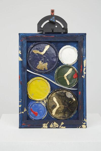 Jane McAdam Freud, 'Paint Relief Ribbon', 2016