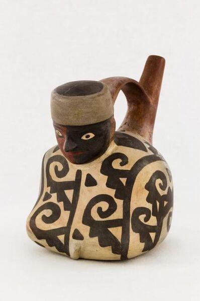 Andean artisan, 'Wari vessel', 400-1200