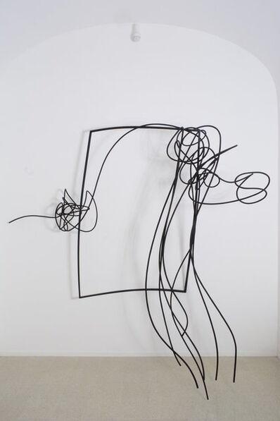 Roberto Almagno, 'Col guinzaglio tra le dita 2', 2015