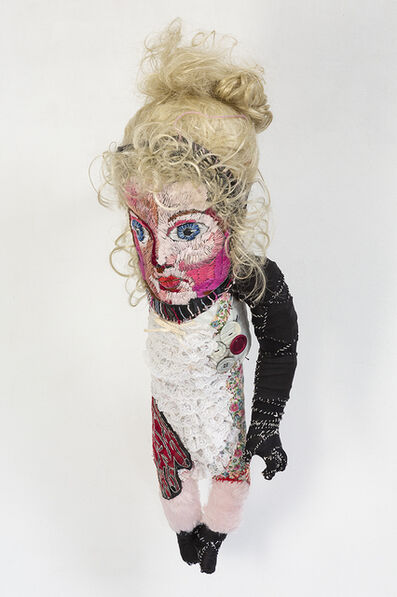 Hannalie Taute, '(Worry doll) Blonde ambition ', 2018