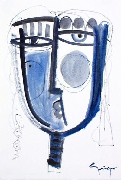 Lesley Grainger, 'Blue No.2', 2018