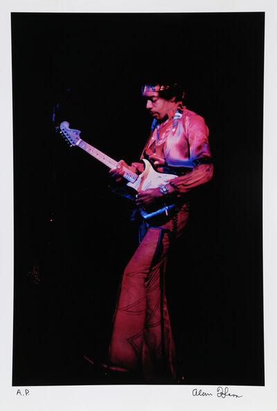 Alan Herr, 'Jimi Hendrix, The Fillmore East First Show 12/31/69', ca. 2000
