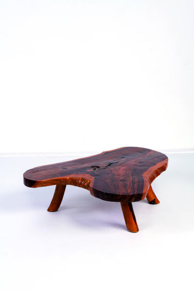 Don Shoemaker, 'Handcrafted studio coffee table', vers 1960