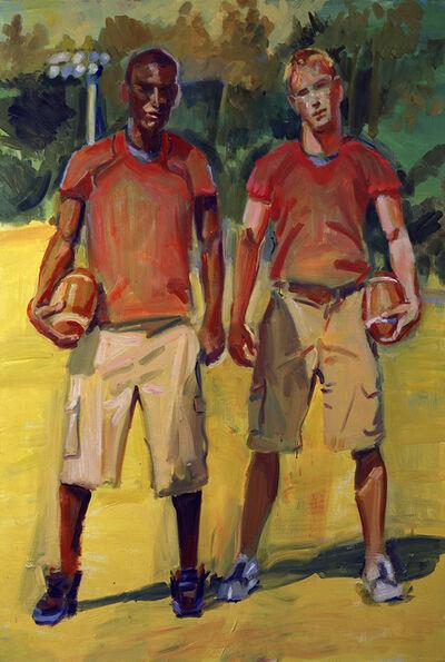 McWillie Chambers, 'Anton and Matt', 2009