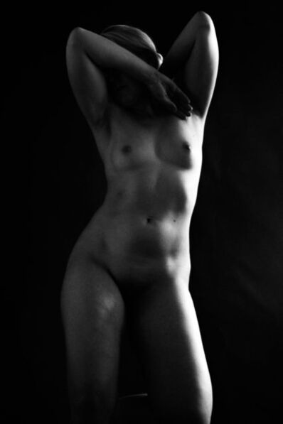 Joseph O'Neill, 'Nude with Arms on Head', 2017