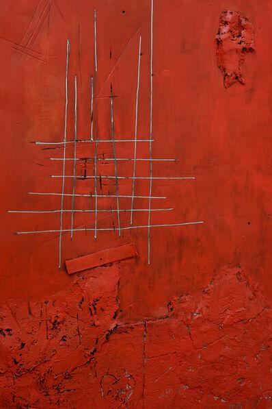 Matthew Adam Ross, 'Contemporary Ruin (Red Painting)', 2018