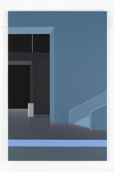 Ben Willikens, 'Raum 1015', 2014