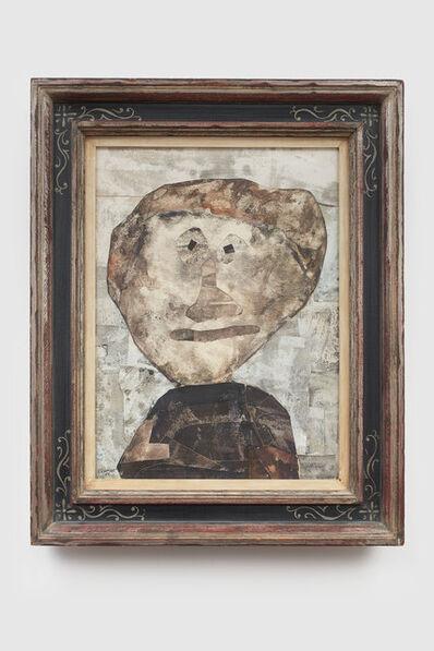 Jean Dubuffet, 'Portrait d'Homme', 1958