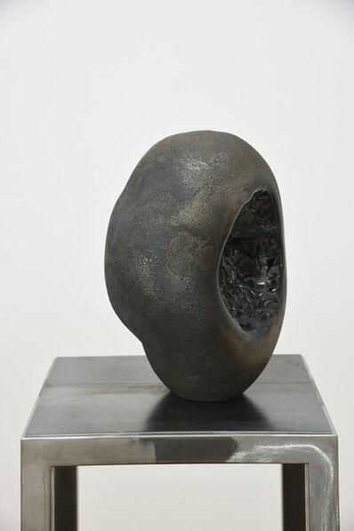 Mehdi-Georges Lahlou, 'Uncertain Black Stone 2', 2016