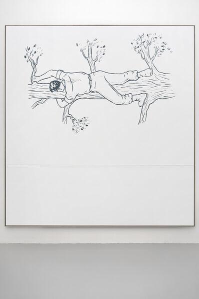 Oliver Osborne, 'Untitled (Europe)', 2015
