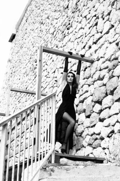 Stephanie Pfriender Stylander, 'Marie-Sophie Wilson for French Glamour, Marseille', 1991