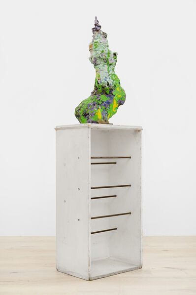 Franz West, 'Untitled (Object for a 20th Century Museum)', 1996