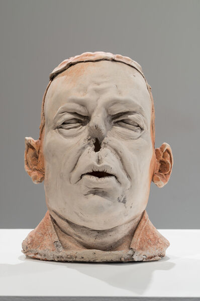 Doug Jeck, 'Head #1', 2016