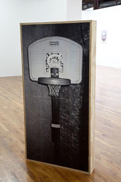 Jack Greer, 'East Village: Basketball Hoop/Fire Extinguisher', 2012