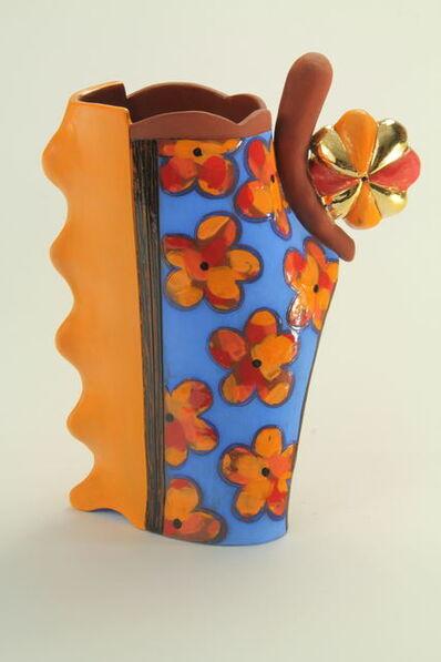 Carol Gouthro, 'Pompon Vase', 2018
