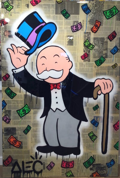 Alec Monopoly, 'Monopoly's Greetings'