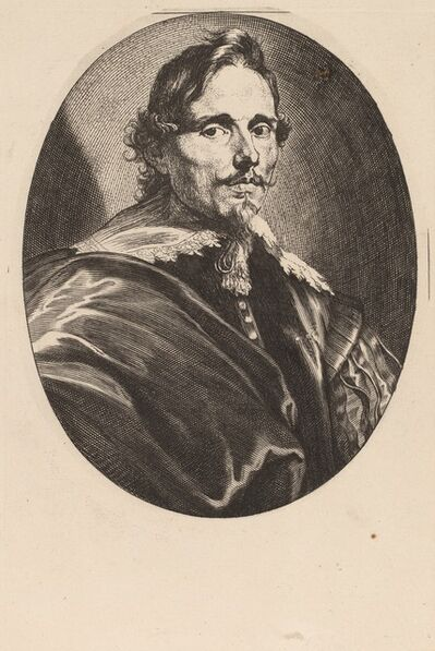 Anthony van Dyck, 'Philippe le Roy, Lord of Ravels', probably 1626/1641