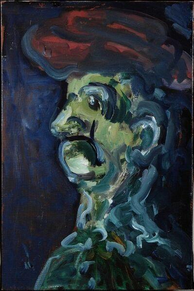 "George Condo, '""Untitled""', 1985"