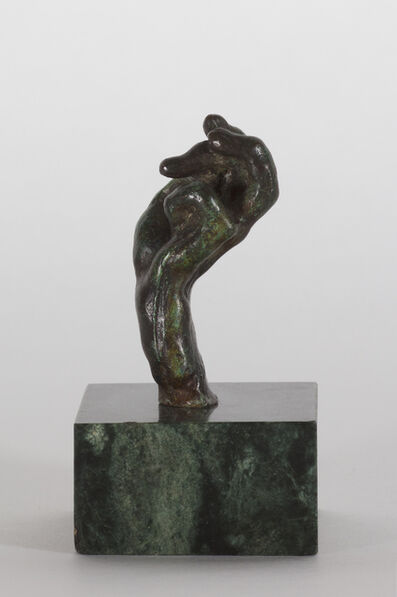 Auguste Rodin, 'Main no 20, petit modele (Hand 20)', Conceived 1890, 1908, this cast 1945 Alexis Rudier