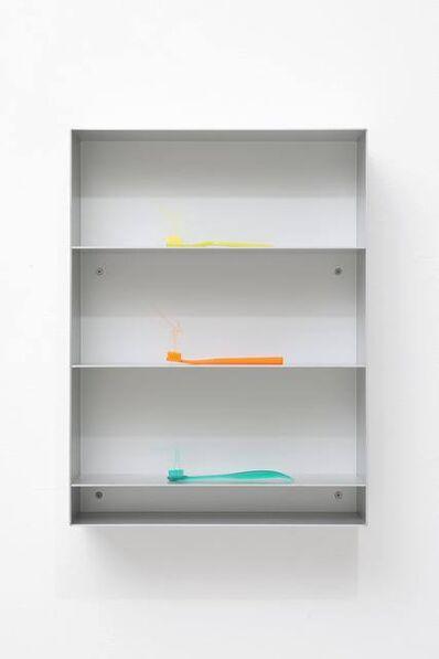 Takahiro Iwasaki, 'Out of Disorder (Bushes)', 2016