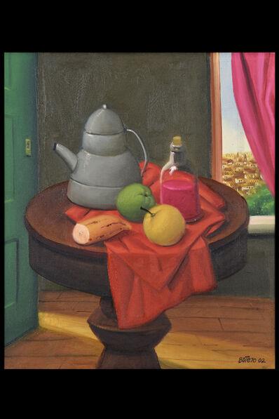Fernando Botero, 'Still Life with Coffee Pot', 2002