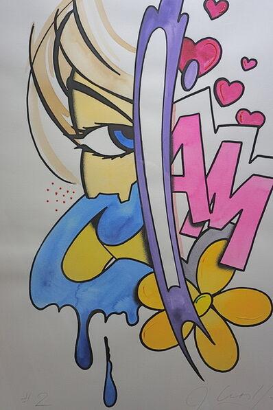 CRASH, 'Mixed Media Painting #2', 2011