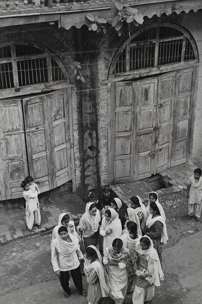 Henri Cartier-Bresson, 'City of Refugees, Jammu, Kashmir, India', 1947
