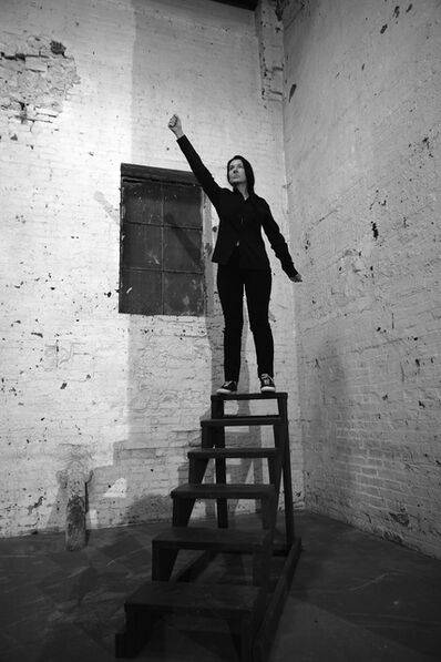 Marina Abramović, 'Study for a Monument (1)', 2018