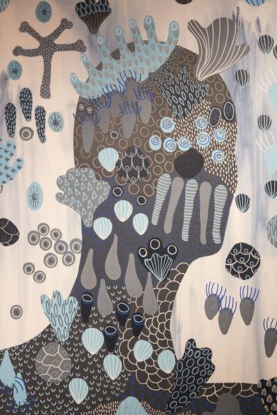 Chloe York, 'Washy Decorator 2', 2018