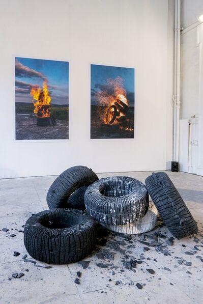 Nøne Futbol Club, 'Work nº144: Hot Wheels', 2017