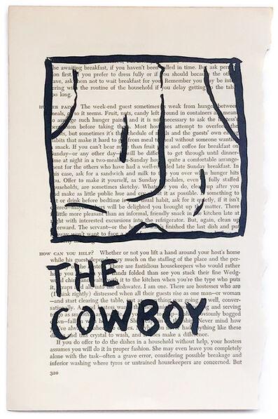RF Alvarez, 'The Cowboy', 2015