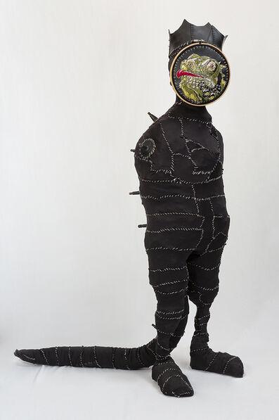 Hannalie Taute, 'Lizard King ', 2018