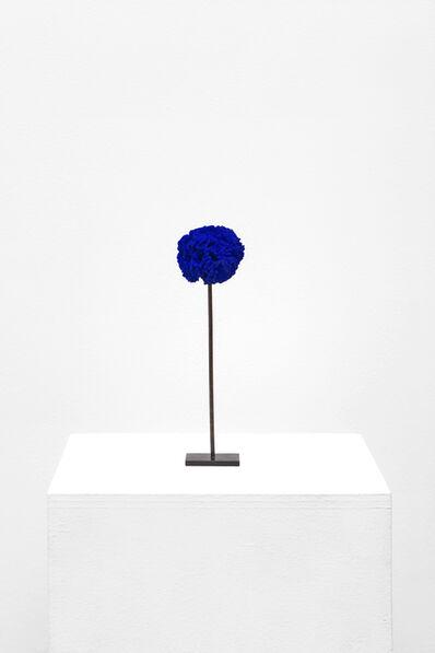 Yves Klein, 'Eponge bleue, SE 324', ca. 1961
