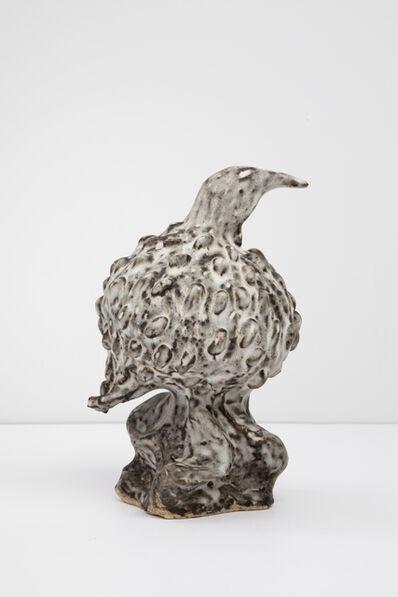 FIONA WATERSTREET, 'Feathered Glazed Bird', 2018