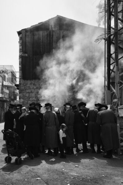 Ofir Barak, 'Mea Shearim, Passover Preparation'