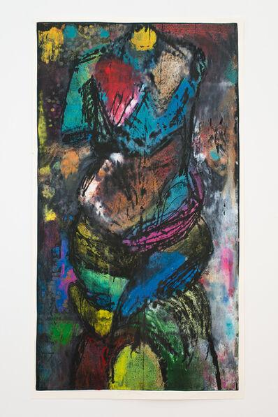 Jim Dine, 'July, Summer 2014 IV', 2014