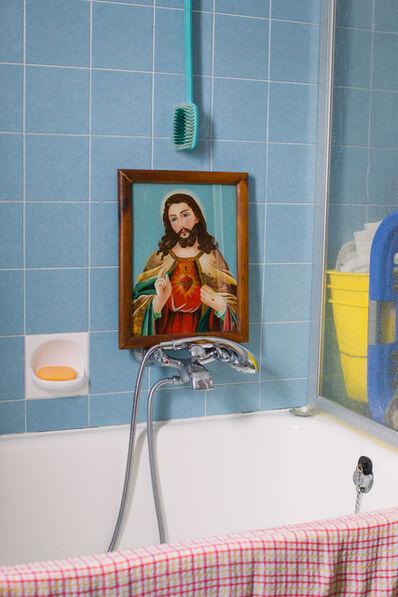 Stefanie Moshammer, 'Taking a Bath with Jesus', 2018