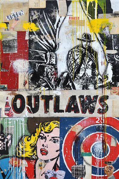 Greg Miller, 'Outlaws',