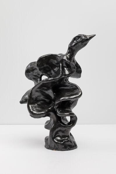 FIONA WATERSTREET, 'Black Line Bird #5', 2018