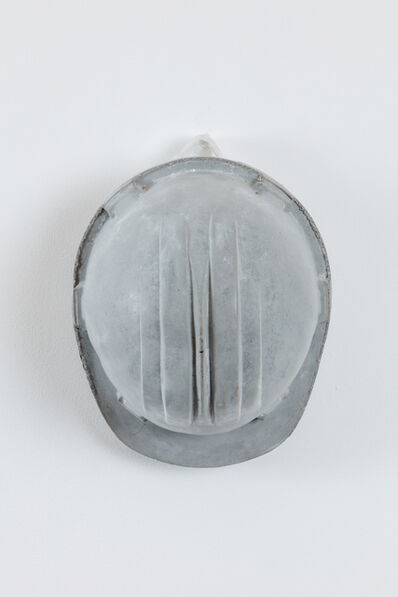 Teresa Braula Reis, 'Helmet #4', 2017